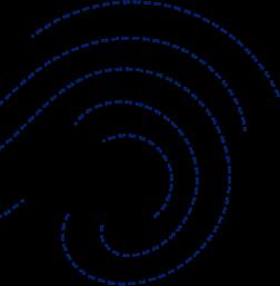Swirl left