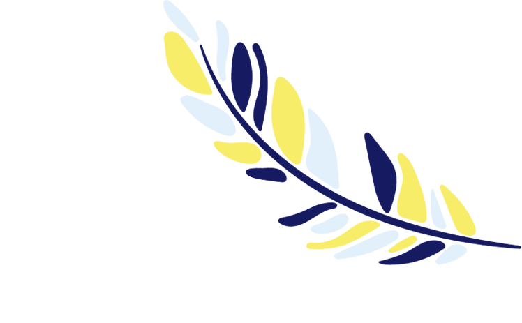 A graphic of a feather.